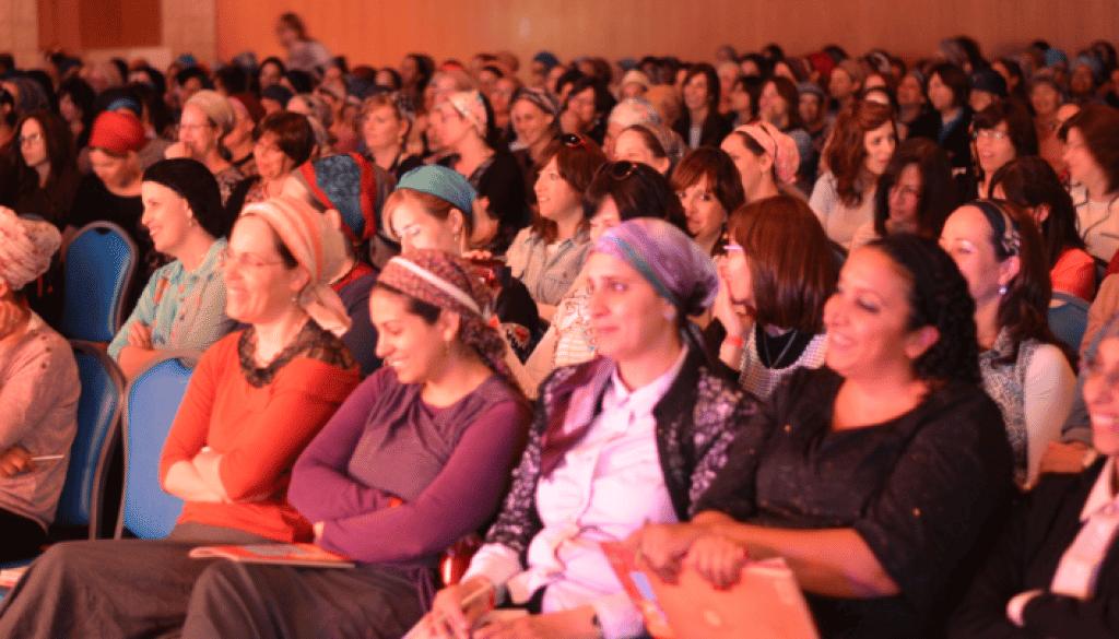 ״קולה של אמא״ כנס קהילת אמהות תשע״ו