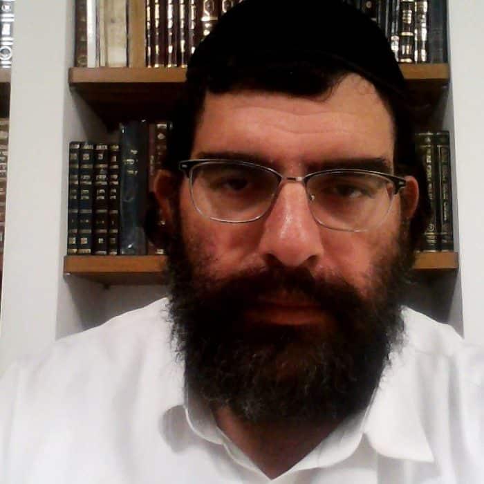 הרב אהרן איראם